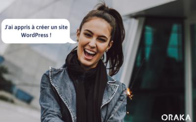Comment apprendre à créer un site web sous WordPress ?